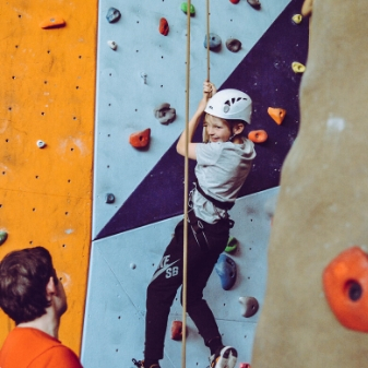 Ready to Take Your Climbing to the Next Level? Here's how!
