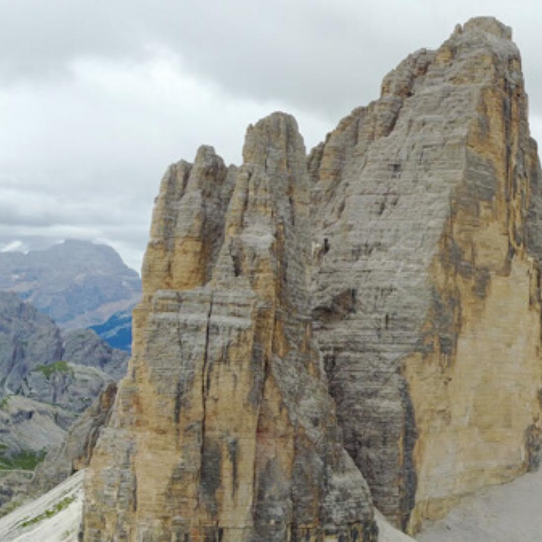Klatrerejse til De Seks Nordvægge i Alperne- Forberedelse og optræning