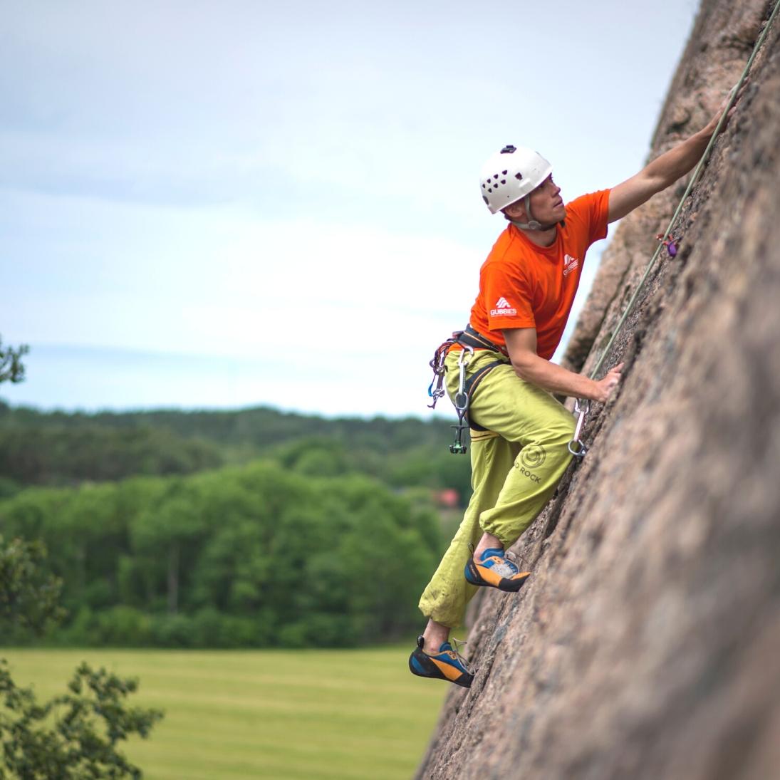 5 populære klatresteder tæt på Danmark, som du bare SKAL besøge