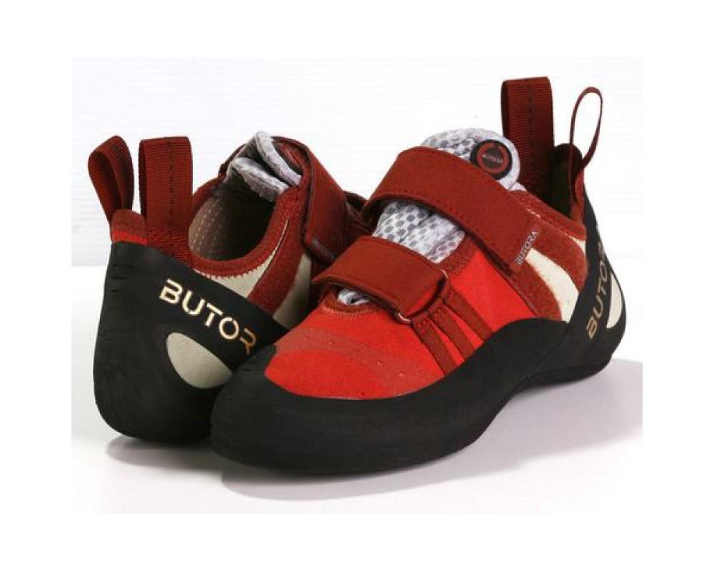 Butora Endeavor Crimson Wide Fit allround klatresko