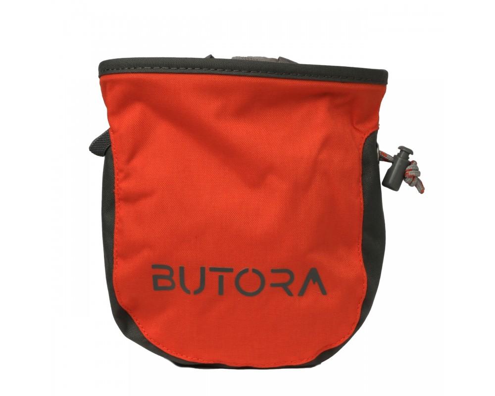 Butora kalkpose i orange til klatring