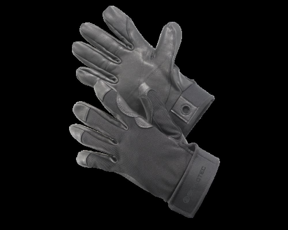 Klatrehandske i Half Leather fra Skylotec til klatring, sikring, rappelling, via ferrata
