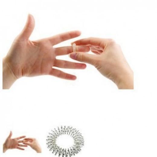 akupunktur ring for fingrene fra Kletter Retter