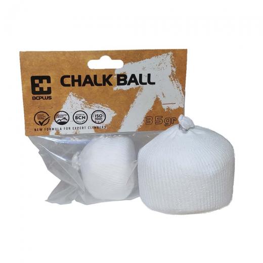 To kalkbolde til klatring 8c Plus kalkbolde