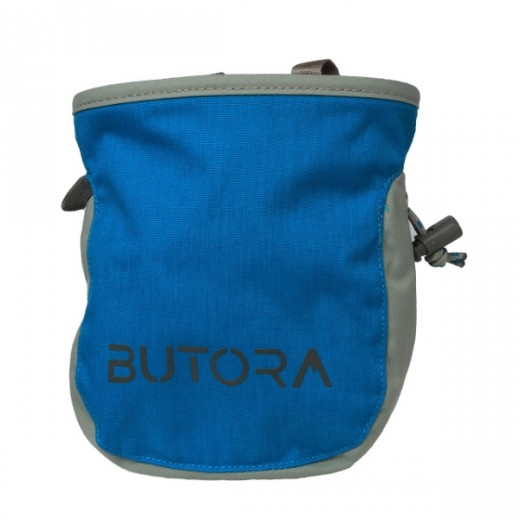 Butora kalkpose i blå til klatring