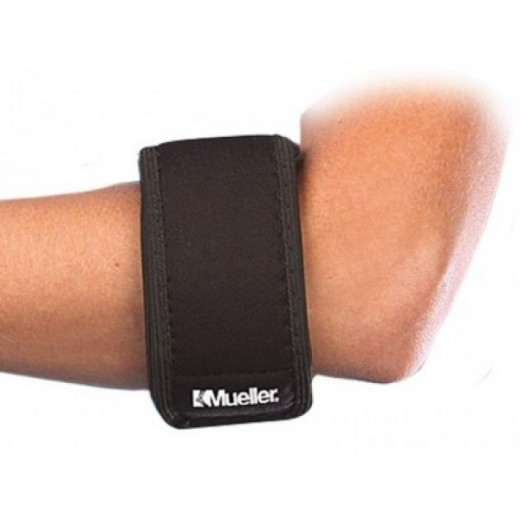 Tennis Elbow Support Albuebeskytter