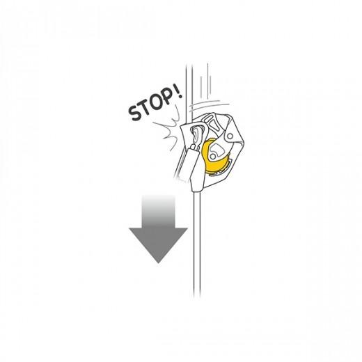 Petzl ASAP® Mobil Faldfanger/Fall Arrester til sikring ved klatring og arbejde i højderne