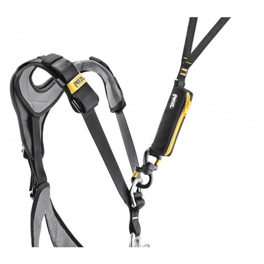 Petzl SWIVEL OPEN til klatring