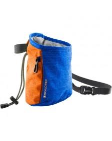 Slate kalkpose, blå og orange