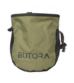 Butora kalkpose i grøn/olivengrøn til klatring
