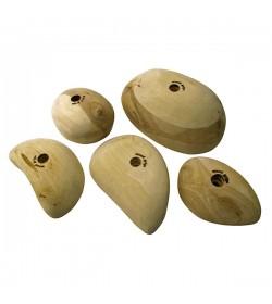 Klatregreb af hårdt træ til træning Wood Grips™ fra Metolius