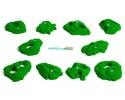 Stoneline Pocket - Leaf-green