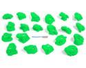 Stoneline Jugs 1 - Fluro-green