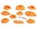 Freshline Pockets - Fluro-orange