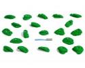 Freshline crimps 1 - Leaf-green