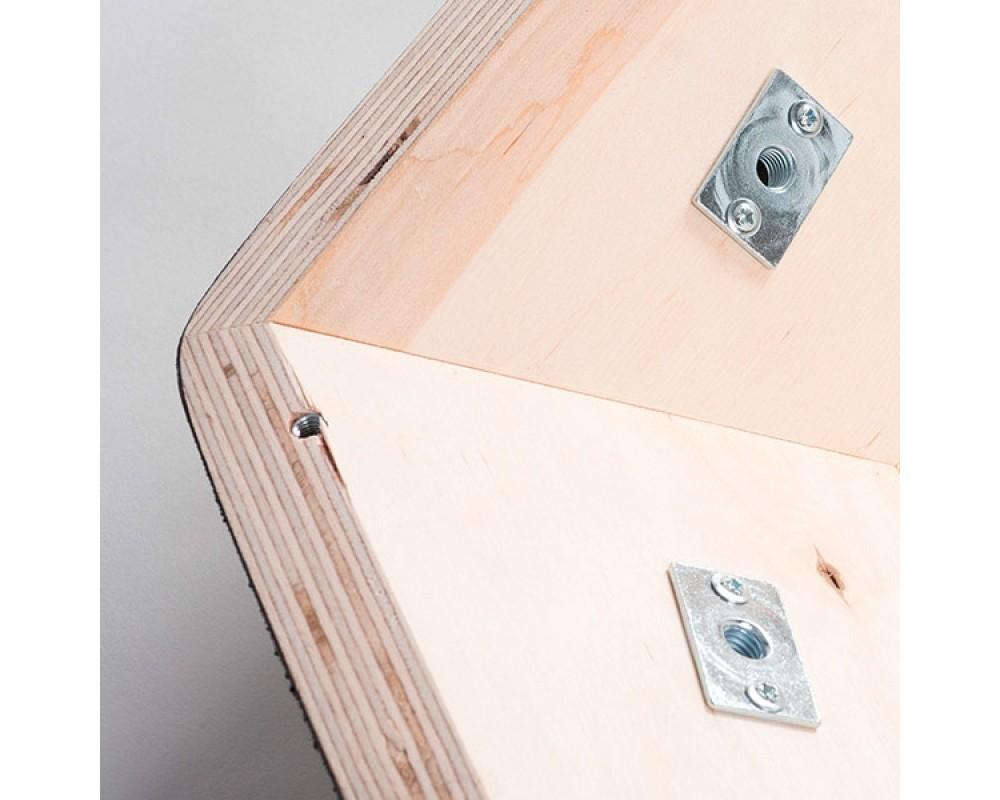 Trævolumen fra Artline WOOD LINE Element XL2