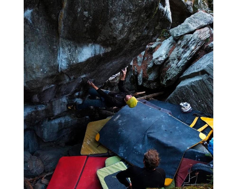Crash Pad til bouldering