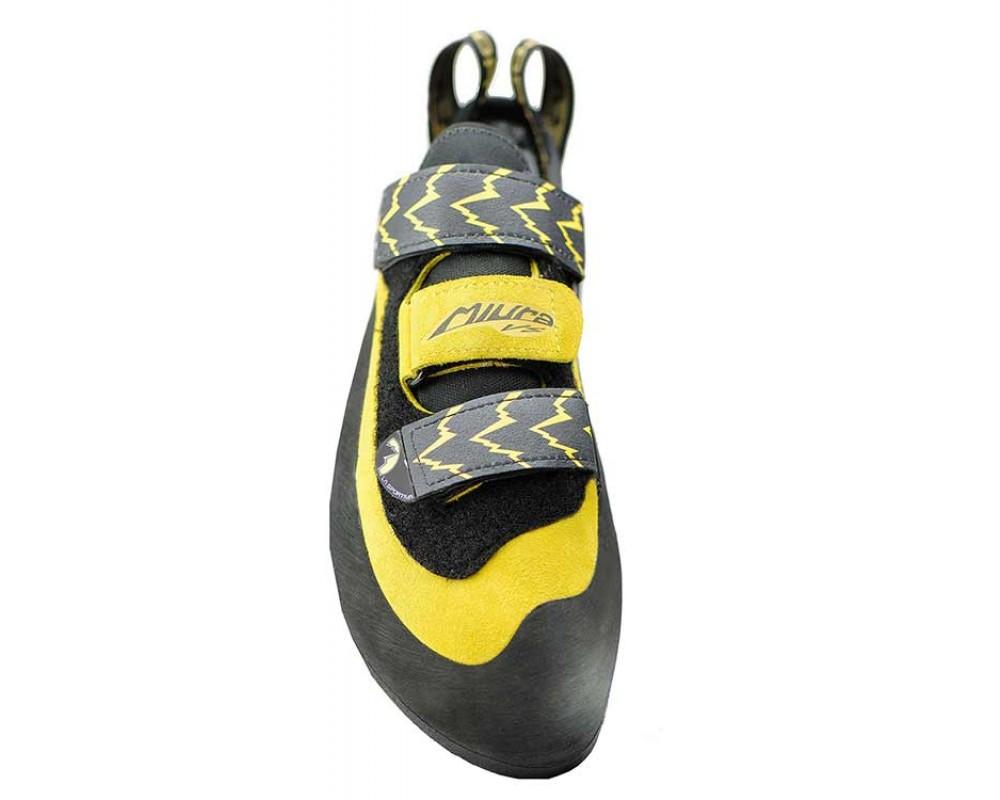 La Sportiva Miura VS klatresko med velcrolukning