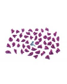 Footchips Wood eXcite - Violet