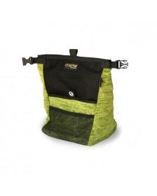 Kurb Green Boulder Chalk Bag/kalkpose til klatring og bouldering