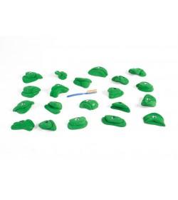Freshline crimps 2 - Leaf-green