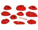 Freshline Pockets - Red
