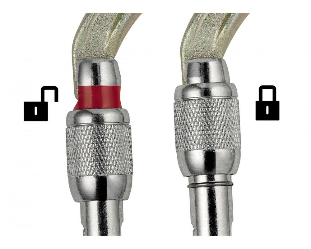 Petzl OXAN Triact-Lock Carabiner