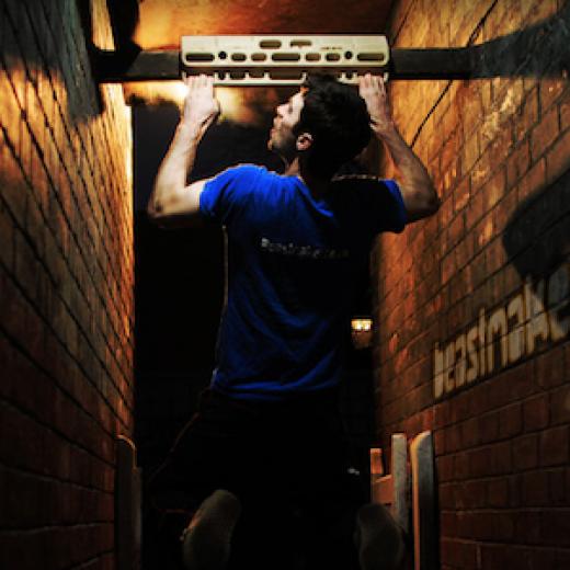 Beastmaker Hangboard i lækkert design. Hang board til klatretræning