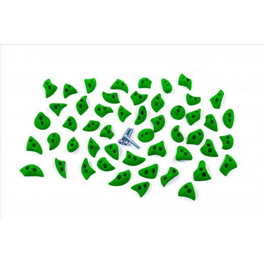 Fod klatregreb 50 stk små klatregreb