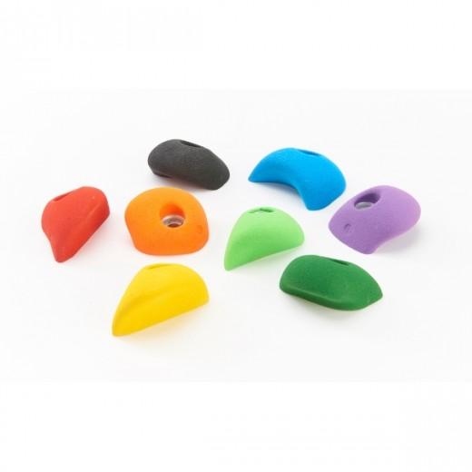 Fede klatregreb til børn i forskellige farver