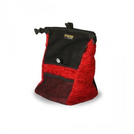 Rød Boulder Kalkpose fra Charko