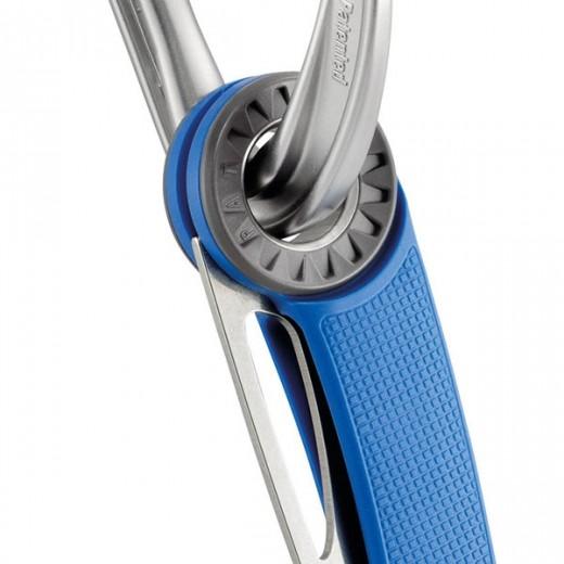 Blå SPATHA foldekniv fra Petzl