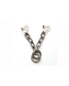 Fixe 392 V-anker med to O-ringe til etablering af topanker på din klatrevæg