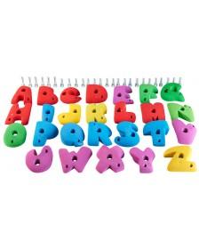 Stort alfabet - klatregreb til børn