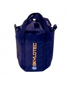 Rebsæk til opbevaring af reb, når du hænger på klatrevæggen. Rope Bag fra Skylotec