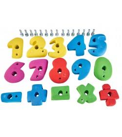 Klatregreb til børn - tal og regnestykker
