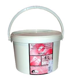5 L spand med ekstra fint kalk til klatring. 8c Plus Magnesium 760 gr. MgClassic
