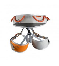 StreaM Woman 2.0 klatresele med 4 udstyrsløkker og kalkposestrop