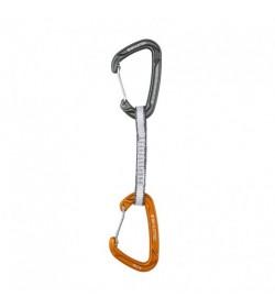 quickdraw til klatreturen. letvægts ekspressslynge
