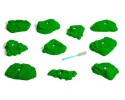 Stoneline Edges - Leaf-green