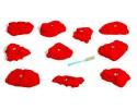 Stoneline Edges - Red
