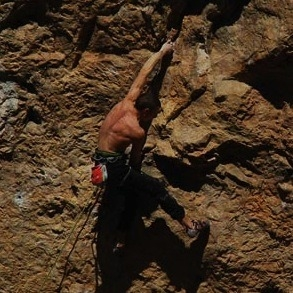 Mathieu Bouyoud klatrer 9A